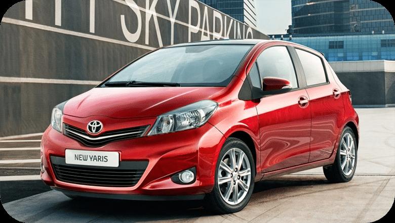 Prawo jazdy kategoria B Kielce - Toyota Yaris